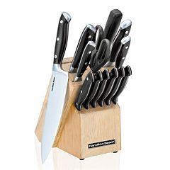 Hamilton Beach 14 pc Forged Cutlery Set