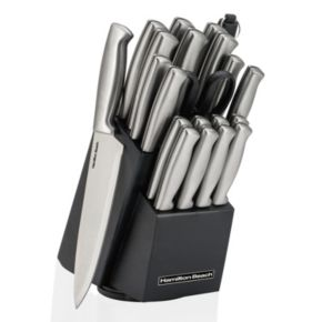 Hamilton Beach 22-pc. Stainless Steel Cutlery Set