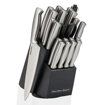 Hamilton Beach 22-pc. Stainless Steel Cutlery Set
