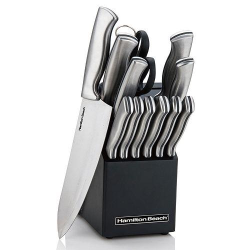 Hamilton Beach 14-pc. Stainless Steel Cutlery Set