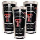 Texas Tech Red Raiders 3-Piece Shot Glass Set