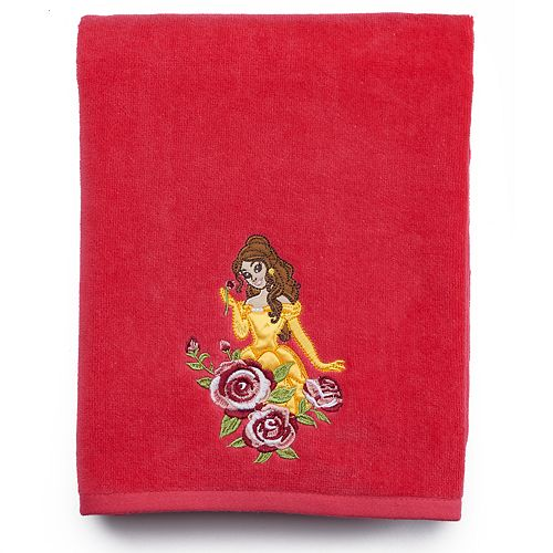 Disney's Beauty and the Beast Belle Bath Towel by Jumping Beans®