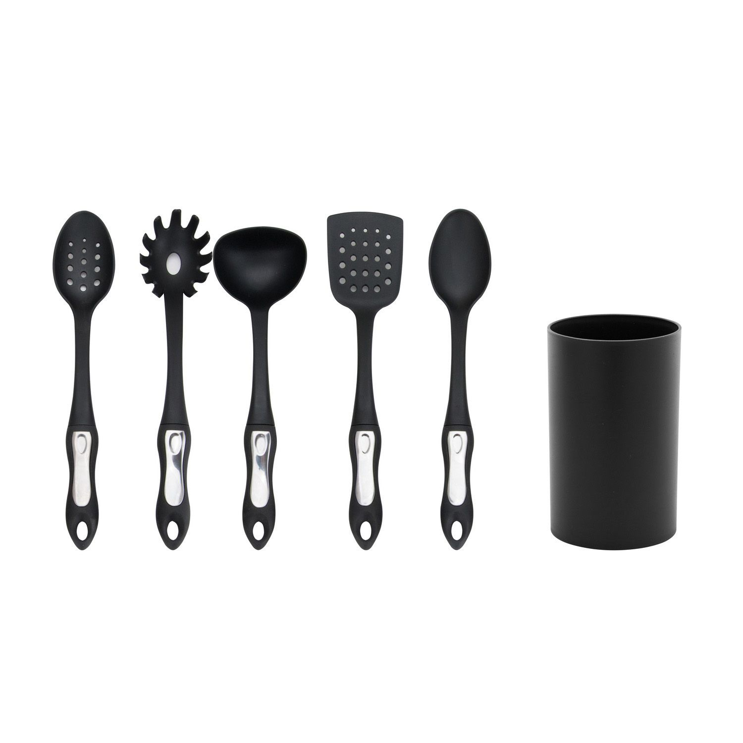 Kitchen Tool Set With Holder