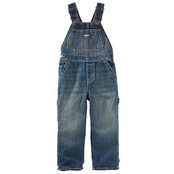 Toddler Boy OshKosh B'gosh® Denim Overalls