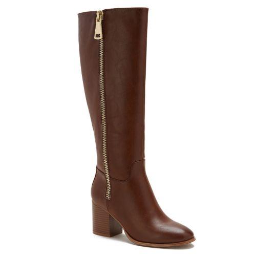 sugar Helio Women's Knee High ... Boots