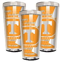 Tennessee Volunteers 3-Piece Shot Glass Set