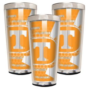 Tennessee Volunteers 3-Piece Shot Glass Set