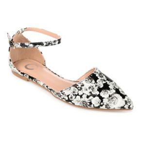 Journee Collection Reba Women's D'Orsay Flats