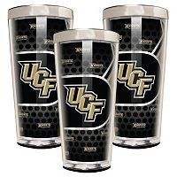 UCF Knights 3-Piece Shot Glass Set