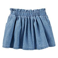 Toddler Girl OshKosh B'gosh® Chambray Skirt