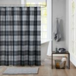 Intelligent Design Hunter Shower Curtain