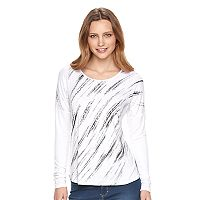 Women's Apt. 9® Abstract Graphic tee