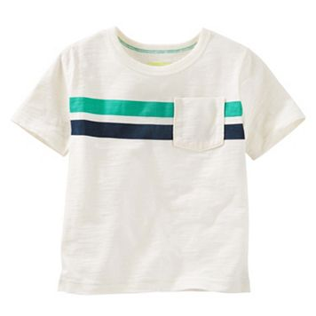 Boys 4-8 OshKosh B'gosh® Double Striped Tee