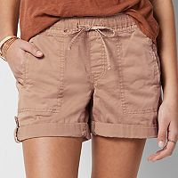 Women's SONOMA Goods for Life™ Pull-On Utility Shorts