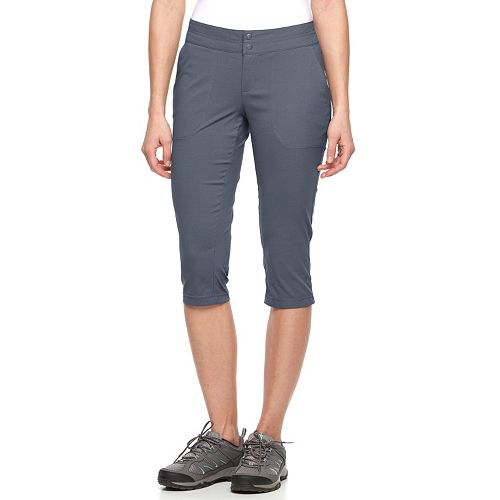Women's Columbia Zephyr Heights Woven Capris