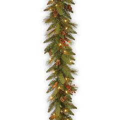 National Tree Company 6-ft. Pre-Lit Artificial Christmas Garland