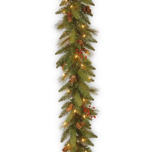 Pre Lit Christmas Tree Fuses: National Tree Company 6-ft. Pre-Lit Artificial Christmas
