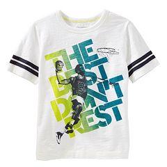 Boys 4-8 OshKosh B'gosh® 'The Best Don't Rest' Basketball Graphic Tee