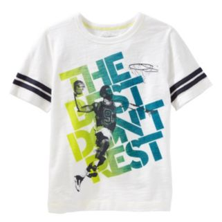 "Boys 4-8 OshKosh B'gosh® ""The Best Don't Rest"" Basketball Graphic Tee"