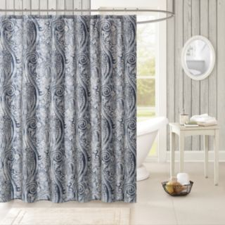 HH Stella Printed Shower Curtain