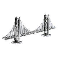 Metal Earth 3D Laser Cut Model Golden Gate Bridge Kit by Fascinations