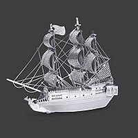 Metal Earth 3D Laser Cut Model Black Pearl Kit by Fascinations