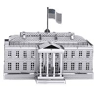 Metal Earth 3D Laser Cut Model White House Kit by Fascinations
