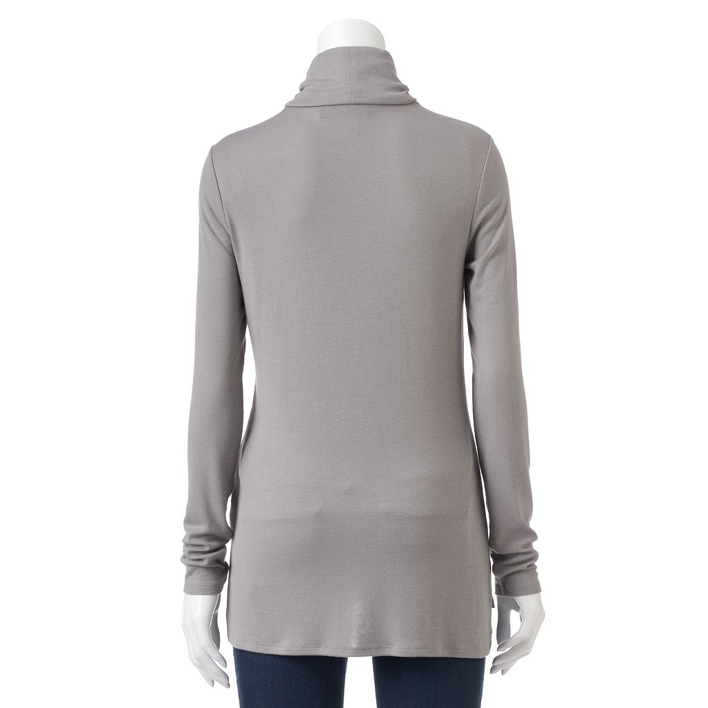 Women's Apt. 9® Essential Turtleneck