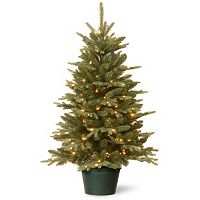 National Tree Company 3-ft. Pre-Lit Artificial Evergreen Christmas Tree