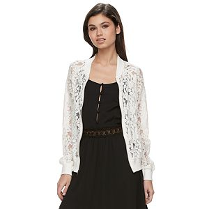 Disney's Beauty and the Beast Juniors' Sheer Lace Jacket