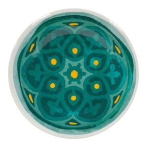 Food Network™ Medallion Melamine Dinner Plate