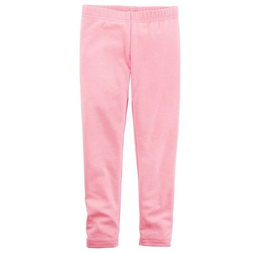 Girls 4-8 Carter's Neon Leggings