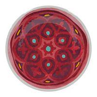 Food Network™ 4-pc. Medallion Melamine Salad Plate Set