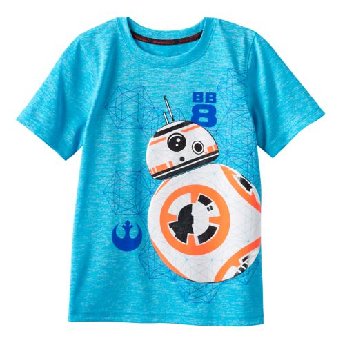 Boys 4-7x Star Wars a Collection for Kohl's BB-8 Graphic Tee