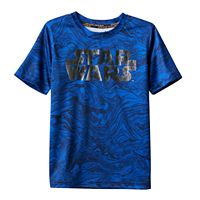 Boys 4-7x Star Wars a Collection for Kohl's Abstract Short Sleeve Tee