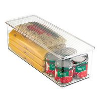InterDesign Household Storage Organizer with Lid