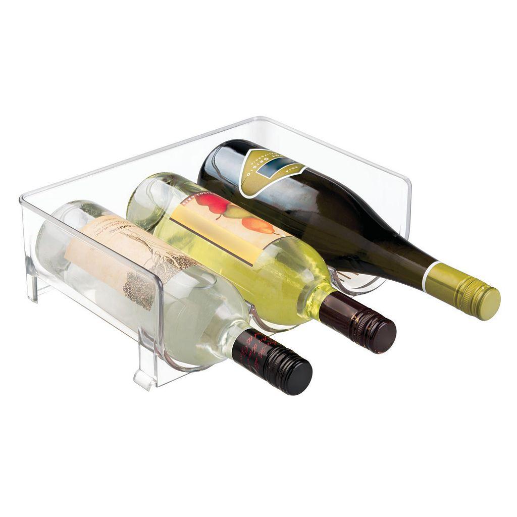 InterDesign Fridge Binz Stackable Wine Holder