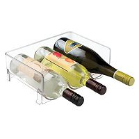 InterDesign Fridge Binz Stackable Wine Holder