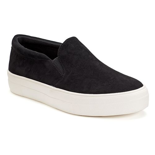 Candie's® Women's Slip-On Platform Sneakers