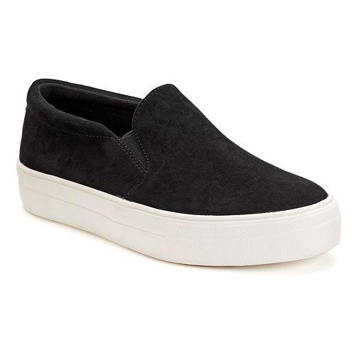 dc061913e6c Candie s® Women s Slip-On Platform Sneakers