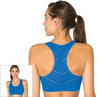 RBX Bras: Medium-Impact Racerback Sports Bra CR441A