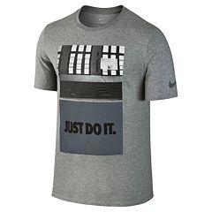Men's Nike Dri-FIT Core 'Just Do It' Performance Basketball Tee