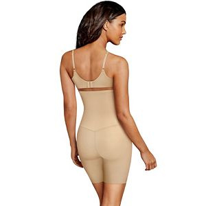 Maidenform Shapewear Firm Foundations High-Waist Thigh Slimmer DM5001