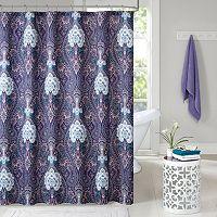 Intelligent Design Neeva Shower Curtain