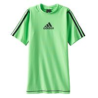 Boys 8-20 adidas Rash Guard Top