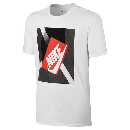 0825bf529 Men's Nike Shoebox Logo Tee