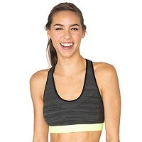 RBX Bras: Medium-Impact Seamless Sports Bra CR437A