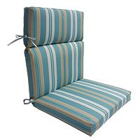 SONOMA Goods for Life™ Ultimate Performance Striped Reversible Chair Cushion