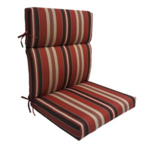 SONOMA Goods for Life? Ultimate Performance Striped Reversible Chair Cushion