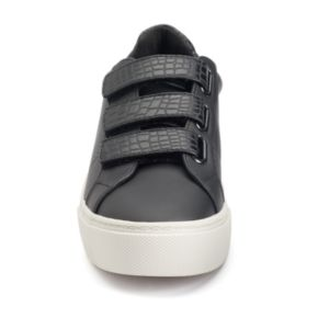 SO® Women's Triple-Strap Sneakers